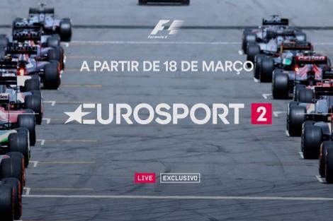 Eurosport2 Formula 1 Chega Ao Eurosport 2 Este Fim-De-Semana