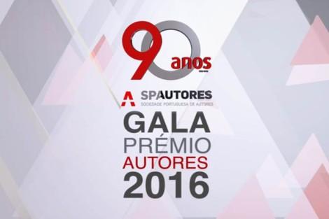 Premios Autores 2016 Conheça Os Vencedores Dos «Prémio Autores 2016»