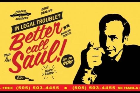 Saul «Better Call Saul» Renovada Para 3ª Temporada