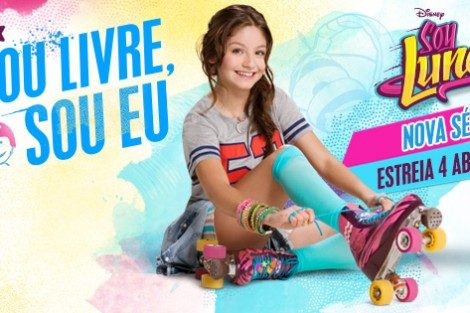 Soy Luna Disney Disney Channel Estreia Série «Soy Luna»