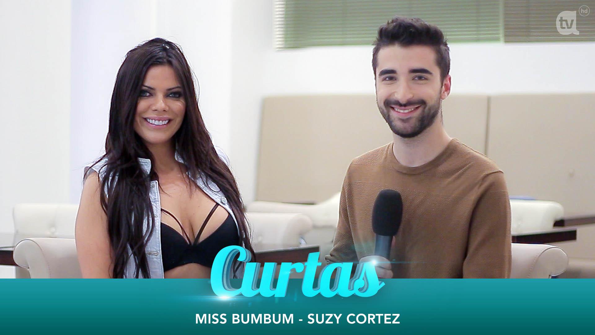 19 Curtas Curtas - Suzy Cortez, Miss Bumbum 2015