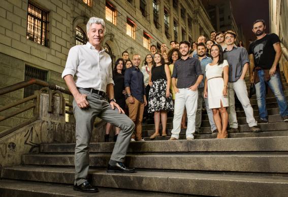 Profissão Repórter Crise Política No Brasil É O Tema Da Estreia De «Profissão Repórter»
