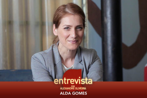 Projeto A Entrevista - Alda Gomes: «Este Ano Está A Ser Caricato E Diferente»
