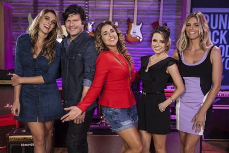 Rafa Brites Paulo Ricardo Daniela Mercury Sandy E Fernanda Limacrédito Pedro Curi Globo Nova Temporada De «Superstar» Estreia No Próximo Domingo