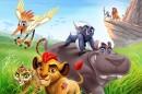 A Guarda Do Leao Disney Junior Estreia Nova Série «A Guarda Do Leão»