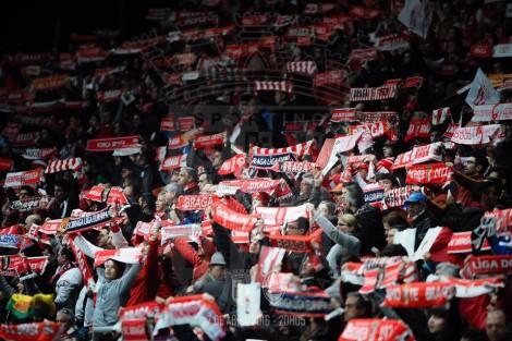 Braga Sic Atinge Dois Milhões De Telespectadores Com A Transmissão Da Liga Europa
