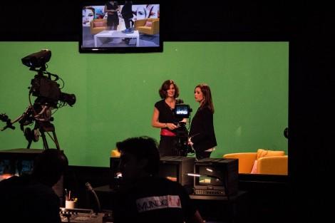 Coraçao D Ouro 1 «Coração D' Ouro» Vai Ter Um Estúdio De Televisão Como Décor