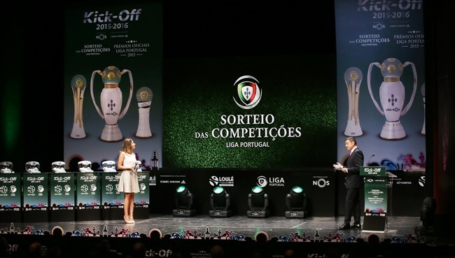 Primeira Liga Jogos Da Primeira Liga Serão Todos Transmitidos Em Televisão Na Próxima Época