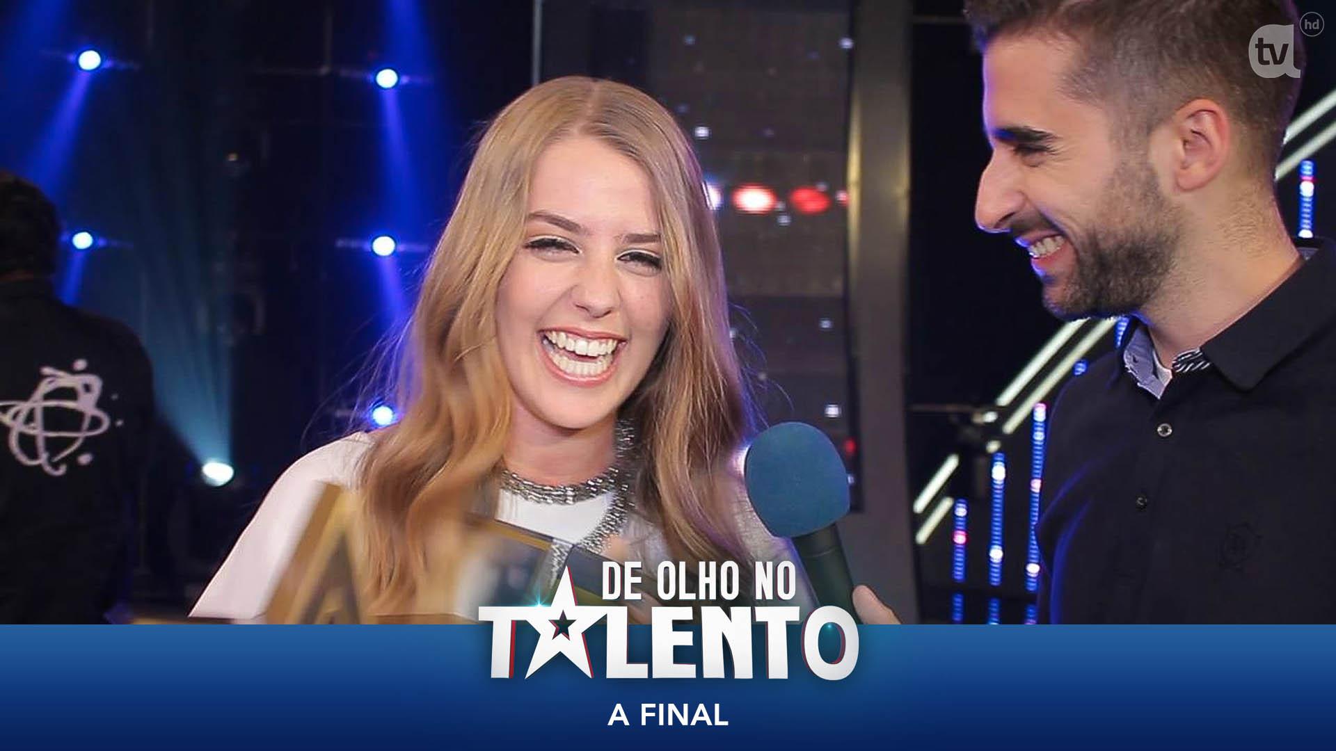 A Final De Olho No Talento - A Final