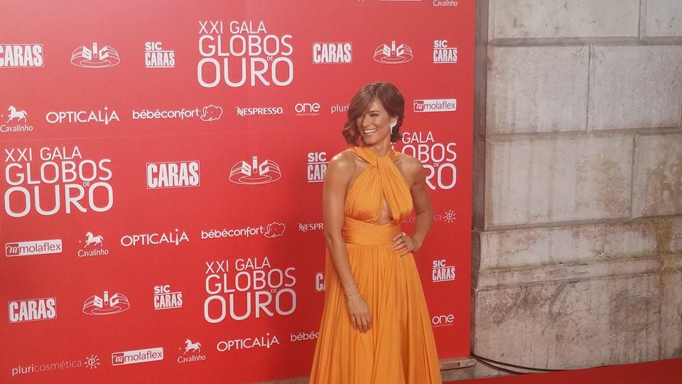 Claudia Vieira Regresso De Cláudia Vieira Ao Entretenimento Da Sic Ainda «Não É Certo»