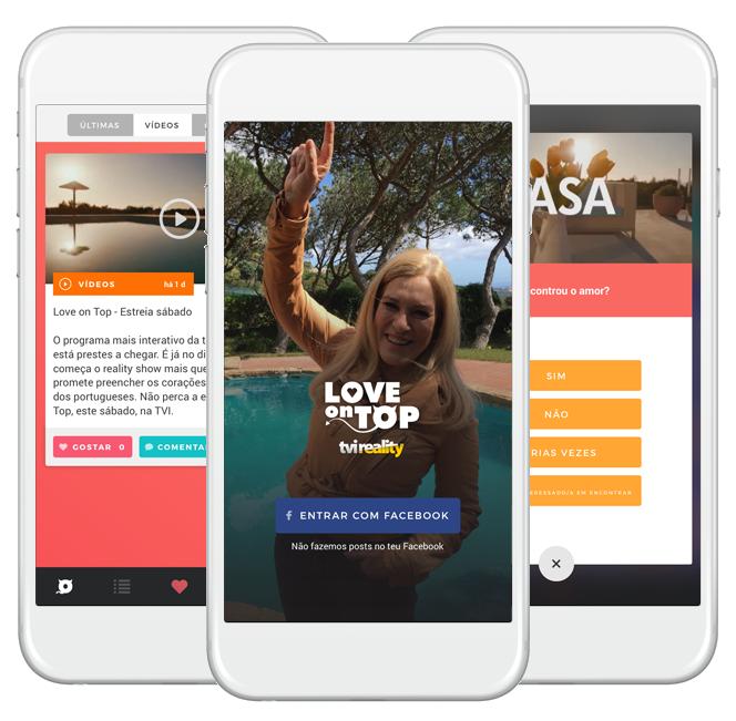 Love «Love On Top»: 150 Mil Portugueses Já Fizeram Download Da Aplicação