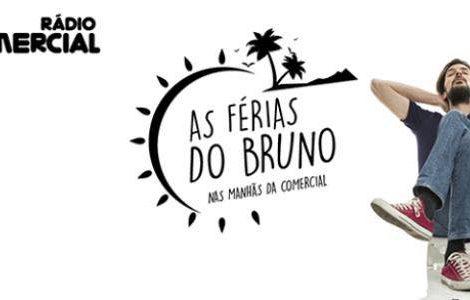 Manhas Da Comercial Bruno Nogueira Bruno Nogueira Reforça «Manhãs Da Comercial» Durante Um Mês... De Férias