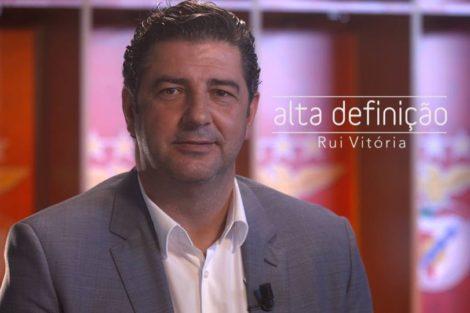 Rui Vitória Alta Definição Rui Vitória Vai Estar No «Alta Definição» Desta Semana