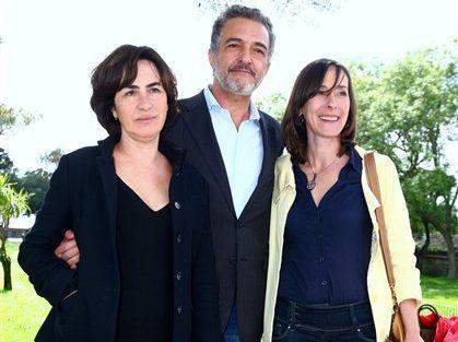 sic Rogério Samora e Maria João Luís voltam a ser marido e mulher na ficção