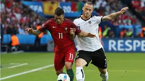 Portugal X Áustria