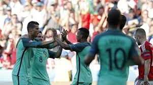 Portugal X Hungria Euro 2016