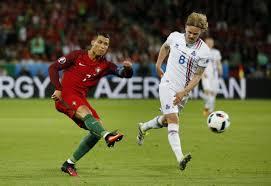 Portugal X Islândia Euro 2016
