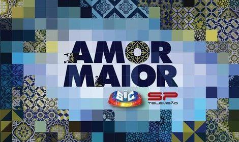 amor maior Eis o elenco completo de «Amor Maior», a nova novela da SIC