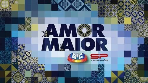Amor Maior «Amor Maior» Continua Em Primeiro Lugar Nas Audiências