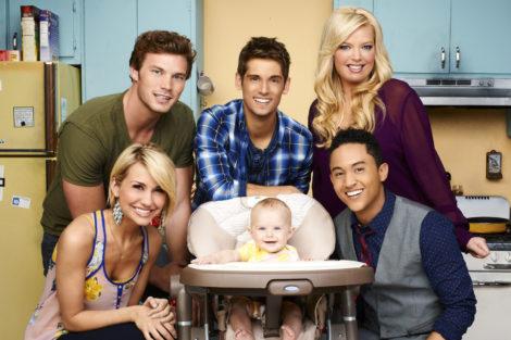Baby Dady «Baby Daddy» Renovada Para 6ª Temporada