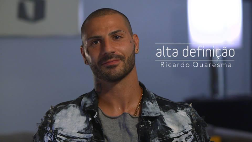 Ricardo Quaremas Alta Definição Ricardo Quaresma É O Convidado Do Próximo «Alta Definição»