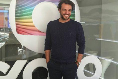 Rodrigo Rodrigo Lombardi Em Portugal Para Promover Novela «Verdades Secretas»