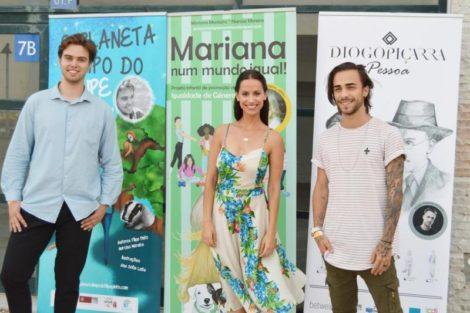 800 Diogo Piçarra, Filipe Pinto E Mariana Monteiro Distinguidos Com Prémio Literário