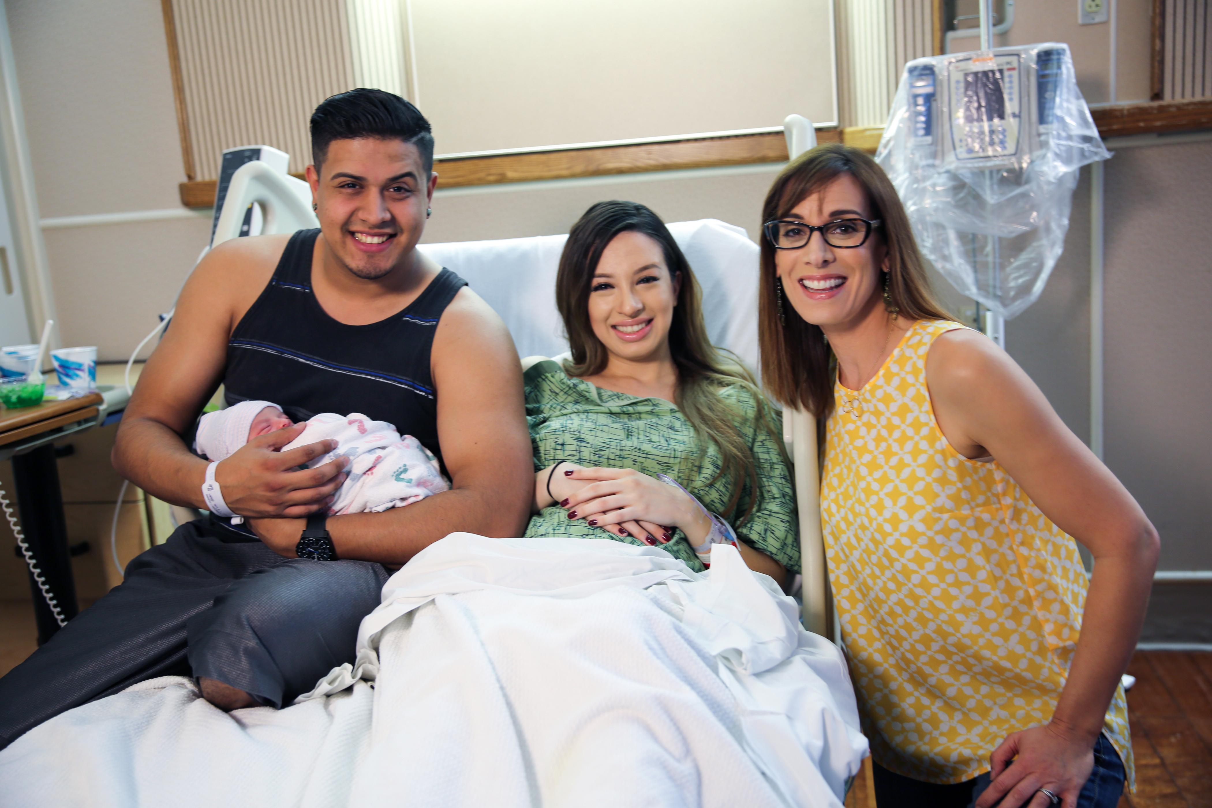 Imagem: TLC Jesse, Jesus Jose Horedia, Betty and Lisa Arch.