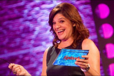 julia Júlia Pinheiro recorda «Splash!»: «O programa funcionou em televisão»