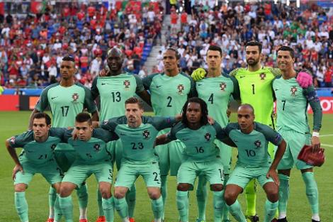 Portugal Ii Passagem De Portugal À Final Do Euro 2016 Vista Por Perto De 4 Milhões De Telespectadores