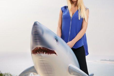 sharknado4 «Sharknado 4» estreia hoje no SyFy