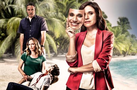Novela 'A Impostora' da TVI estreia em França – A Televisão