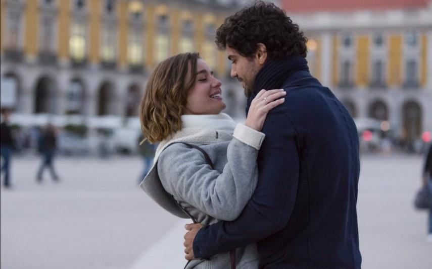 Bruno Bruno Cabrerizo E Kelly Bailey Assumem Namoro