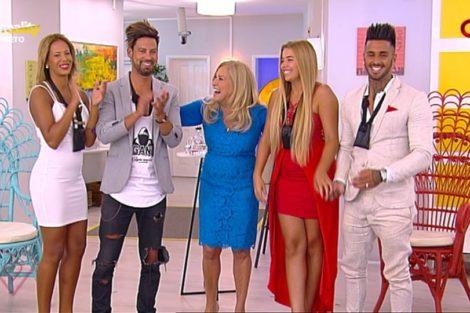 Love On Top Vencedores Final Do «Love On Top 3» Supera Audiência De Estreia