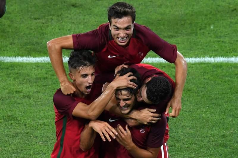 Portugal «Jogos Olímpicos»: Vitória De Portugal No Futebol Vista Por Mais De 800 Mil Telespectadores