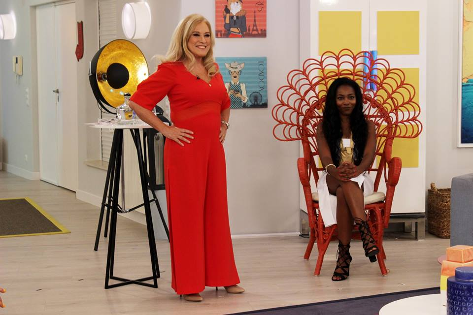 Teresa Guilherme Teresa Guilherme Já Revelou O Prémio Do  «Love On Top 3»
