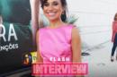 Dalila Carmo «Flash Interview» Com Dalila Carmo