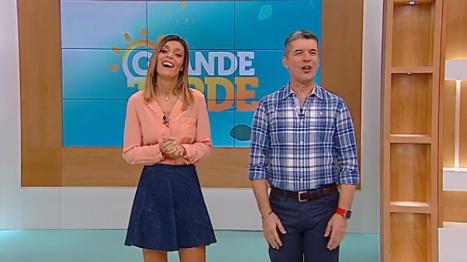 Grande Tarde Andreia Rodrigues Reage À Sua Saída Das Tardes Da Sic