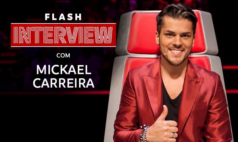 Mickael Carreira «Flash Interview» Com Mickael Carreira [Estreia]