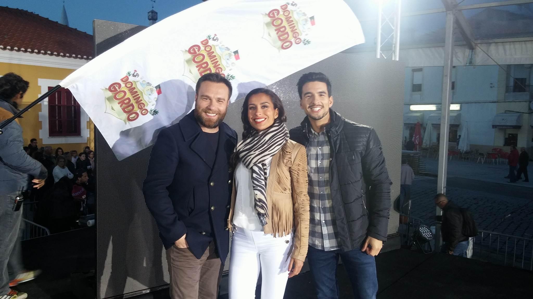 Somos Portugal A Entrevista - Nuno Eiró E Mónica Jardim