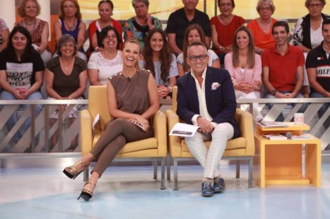 Voce Na Tv 12 Anos Depois, Cristina Ferreira Visita Casa De Manuel Luís Goucha. Saiba Porquê!