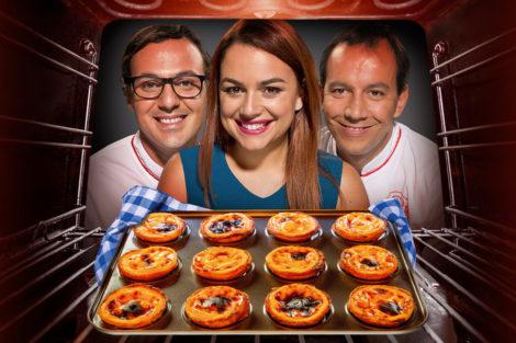 Best Bakery «Smile» Não Prejudica «Best Bakery» Nas Audiências, Garante Gabriela Sobral