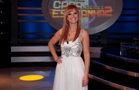 Cristina «A Tua Cara Não Me É Estranha 4»: Cristina Ferreira Preocupada Com As Audiências