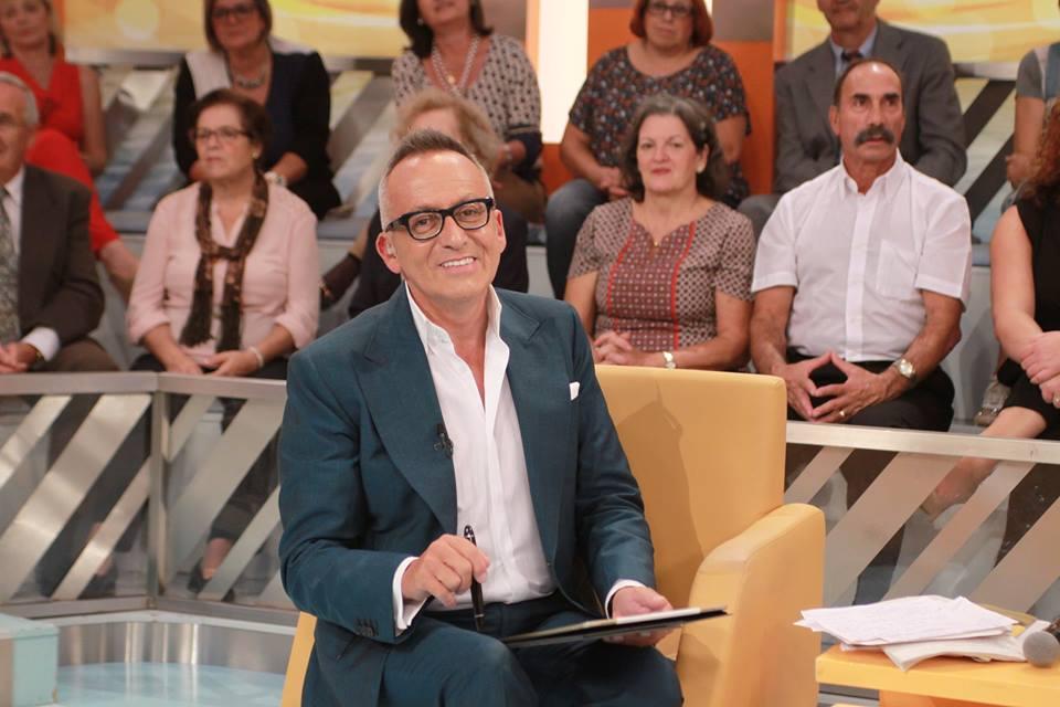 Manuel Luis Goucha Mais Magro E Com Barba! Manuel Luís Goucha Tem Novo Visual