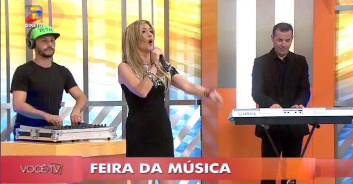 Maria Leal Voce Na Tv Maria Leal Prepara-Se Para Lançar Novo «Hit De Verão» Com Jaimão