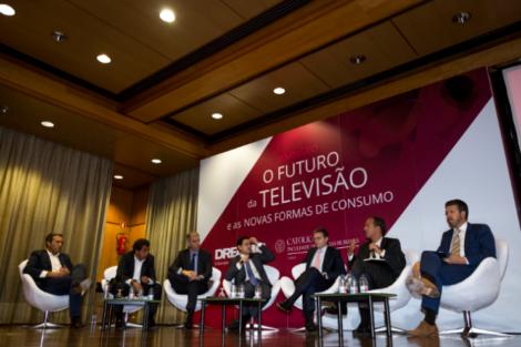 O Futuro Da Televisao Qual É O Futuro Da Televisão? Canais Generalistas Tentam Responder À Questão Em Debate