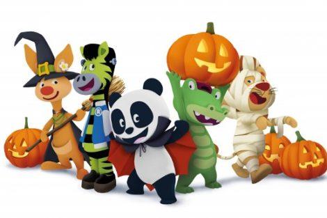 Panda Canal Panda Prepara A Maior Festa Infantil De Halloween De Sempre