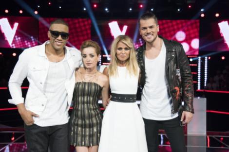 The Voice Batalhas «The Voice Portugal 4»: Desistência De Concorrente Leva Aurea A Ouvir Nova Prova Cega