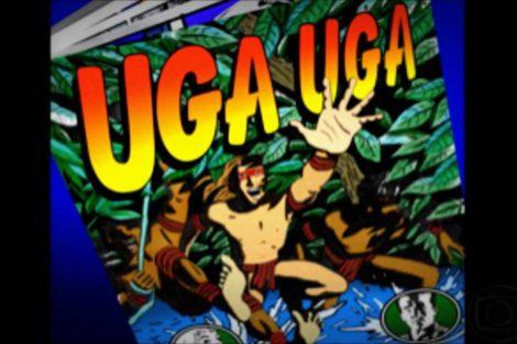 Uga Uga Globo «Uga Uga» Está De Regresso À Televisão Portuguesa