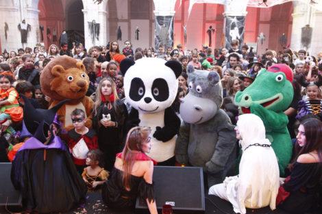 110 Halloween Do Canal Panda Reúne Um Milhar De Pessoas Em Lisboa